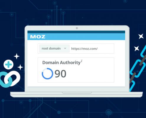 Moz come calcola la Domain Authority di un dominio