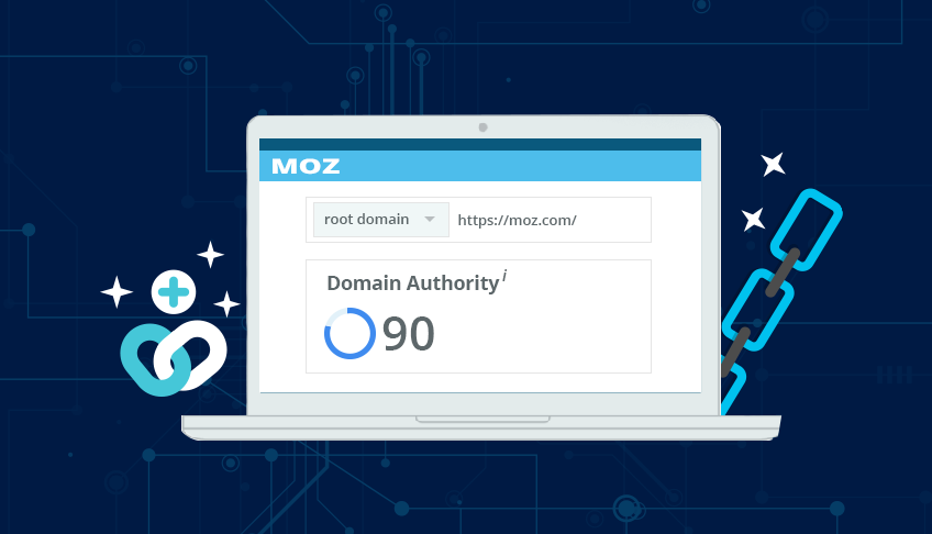 Moz come calcola la Domain Authority di un dominio